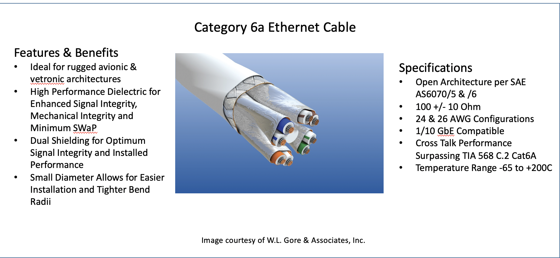 Engineering Integrity Into Critical Data Rate Connectivity Cross Over Cable Diagram Zc Hardware Break Down Pinterest Figure 1 Category 6a Ethernet Cables
